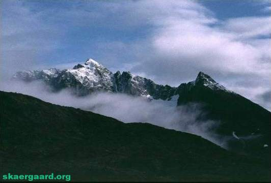 View of Wager Peak